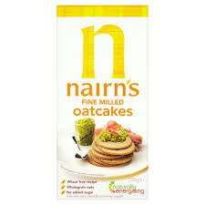 Nairns Fine Milled Oatcakes