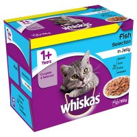 Whiskas Pouches Multipack