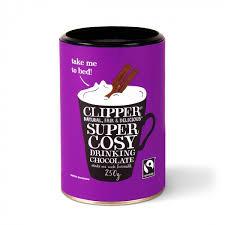 Clipper Hot Chocolate