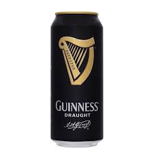 Guinness Can x4