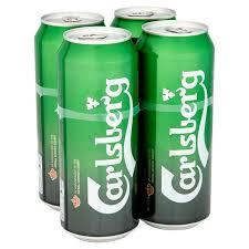 Carlsberg 4pk