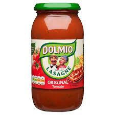 Dolmio Lasagne Sauce