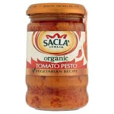 Sacla 'Free From' Red Pesto