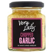 Very Lazy Garlic