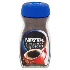 Nescafe Decaff Coffee