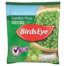 Birds Eye Peas