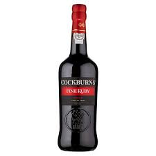 Cockburns Ruby Port