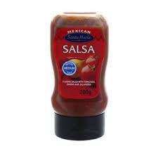 Squeezy Salsa