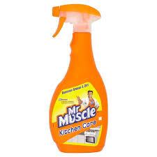 Mr Muscle Kitchen Cleaner Spray