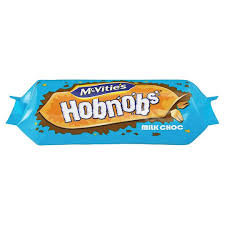 Milk Chocolate Hobnobs