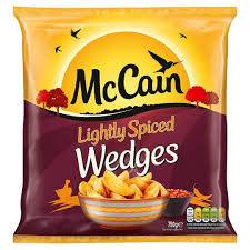 McCain Potato Wedges