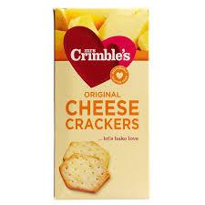 Mrs Crimbles Crackers GF