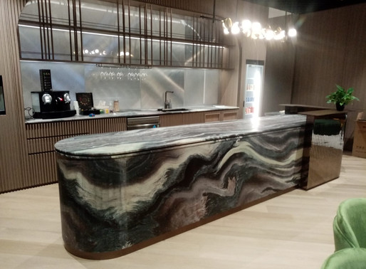 Marble Counter Top - Blue Galaxy Marble