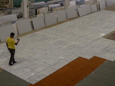 Mable Flooring - Carrara White (P)