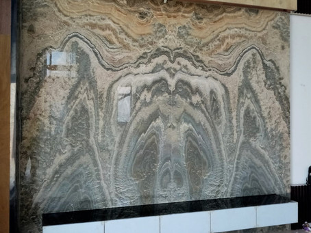 Royal Onyx - Feature Wall