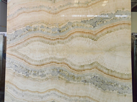 Natural Stones - Onyx Book matching Slabs