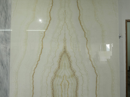 White Onyx - Feature Wall