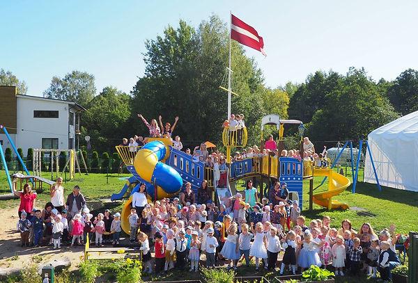 privātais bērnudārzs laimes lācis uzņemšanas foto