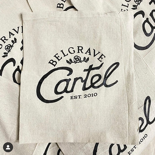 Belgrave Cartel Tote Bag