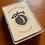 Thumbnail: Peach Fuzz Playing Cards