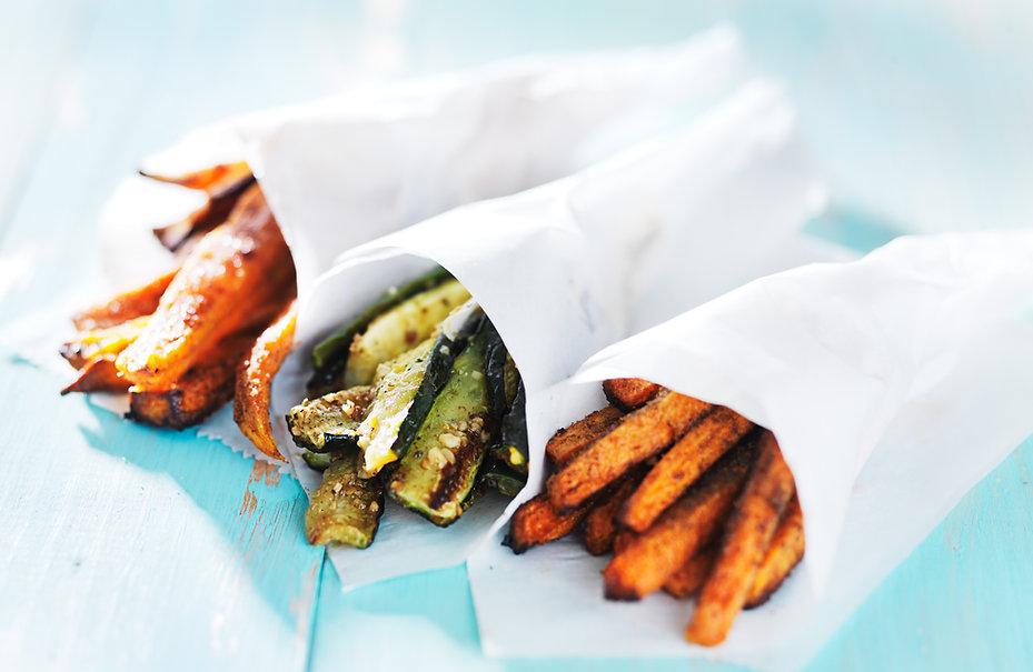 Healthy Veggie Treats