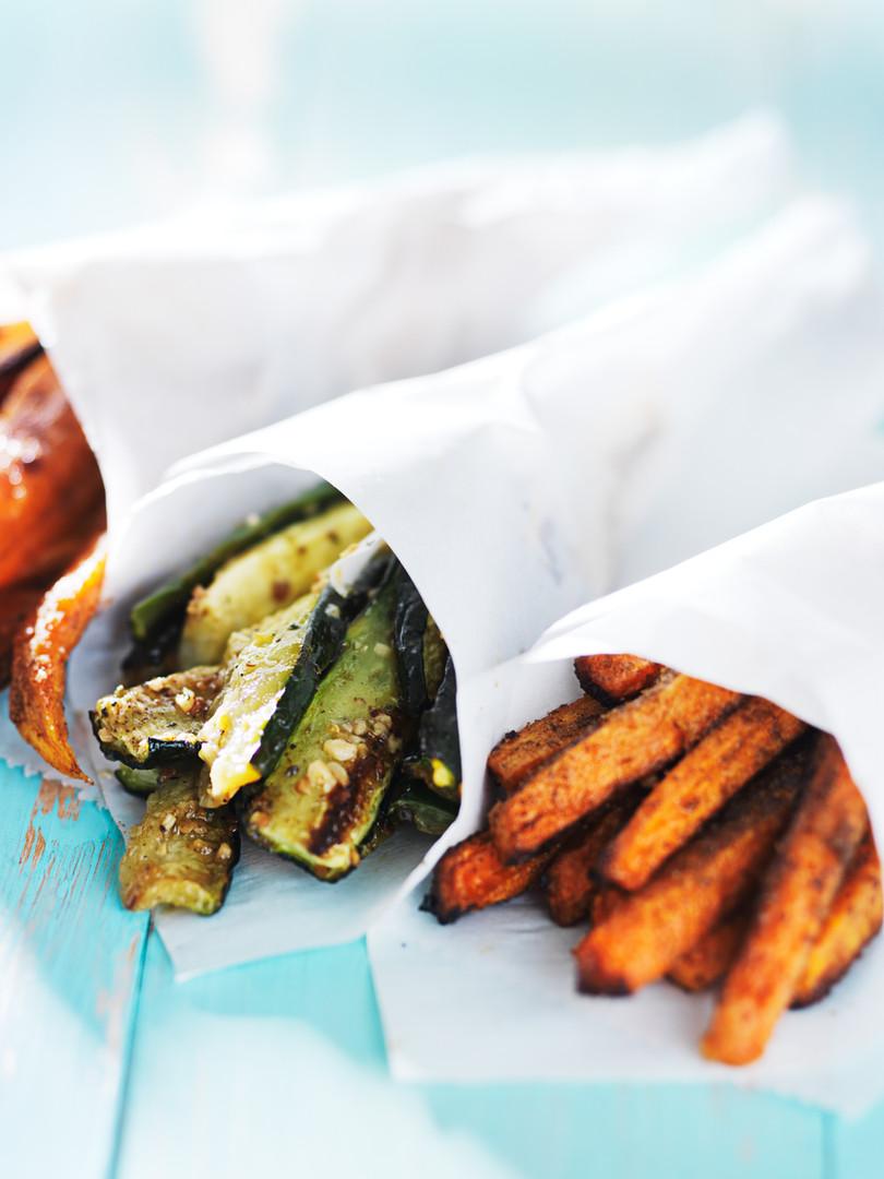 Veggie Treats saudáveis