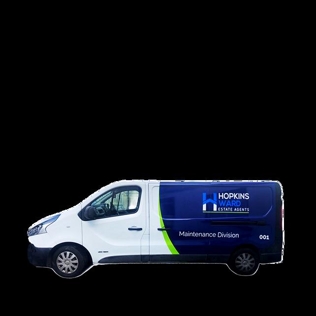 Half Wrap - Medium Van