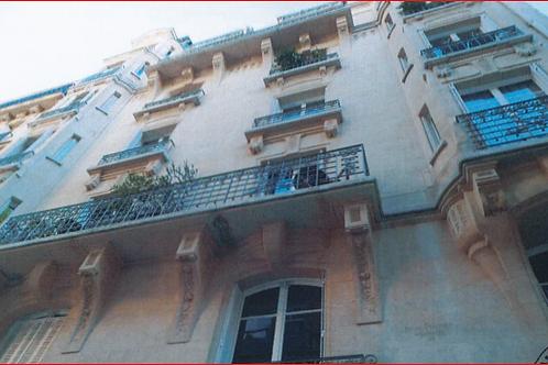PARIS Chambre de bonne 6 m² (75016)