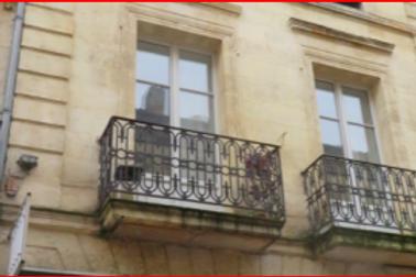 BORDEAUX Appartement T1 33 m² (33000)