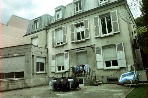 SAINT MAURICE Maison T13 486 m² Jardin (94410)