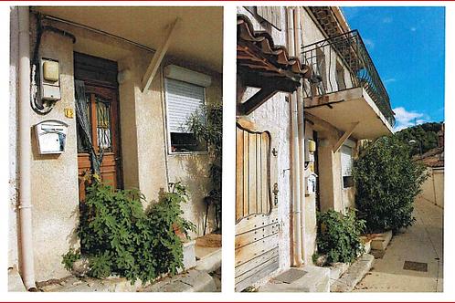 SEPTEME LES VALLONS Maison T3 80 m² (13240)