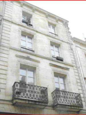 Bordeaux Appartement T1 32m² (33000)