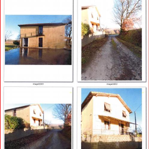 CAZAUBON Maison T5 144 m² Jardin Dépendances (32150)