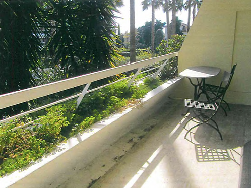 CANNES Appartement T1 26.85 m2 Terrasse (06400)