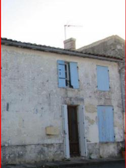 MORTAGNE SUR GIRONDE Maison T4 117m²  Jardin (17120)