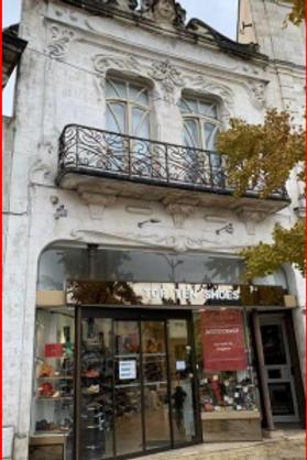 COGNAC  Maison T6  Local commercial 196 m² Terrasse (16100)