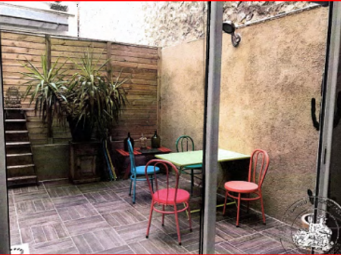 MARSEILLE  Appartement T2 45 m² Jardin Terrasse (13006)