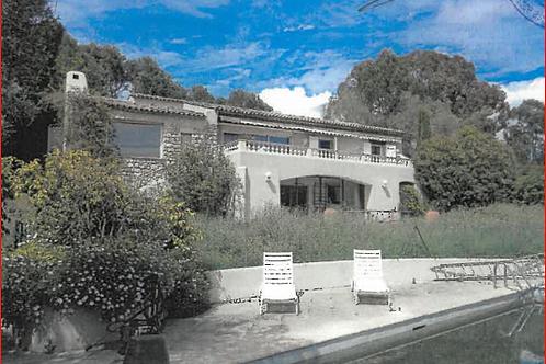 MOUGINS Villa de haut standing Dépendances, Piscine 272m² (06250)