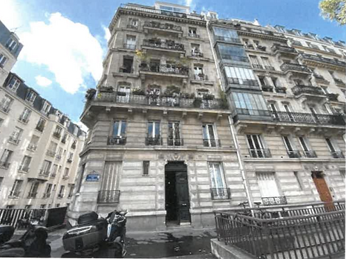 PARIS 13ème Appartement T2 34.97 m2