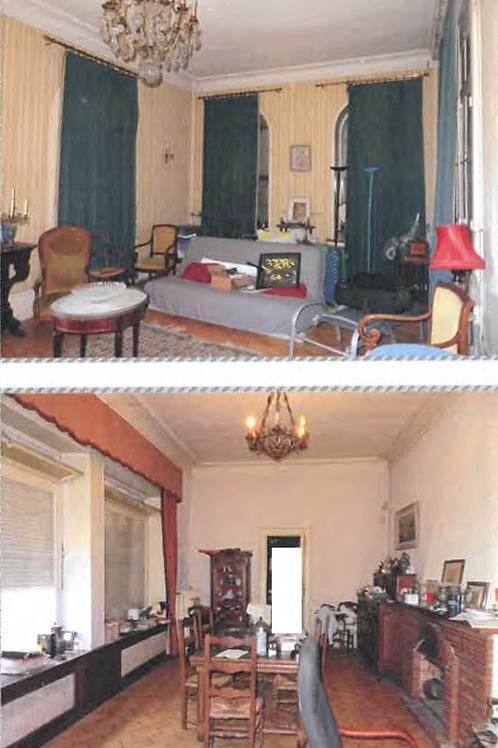 SETE Maison T5 250 m2 annexe 113 m2 Terrain 1015 m2 (34200)