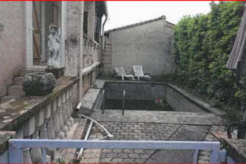 COURTHEZON Maison T4 112 m² + Maison en construction 30 m²  Piscine (84350)