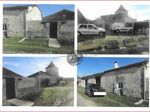 LA ROQUILLE Maison T5 186 m² Jardin (33220)