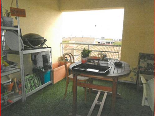 NIMES Appartement T3 75m² Terrasse (30000)