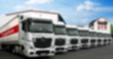 VS Logistics Trucks Würzburg
