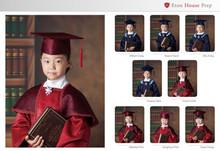 졸업사진 촬영 : 학사모 개인사진 소개