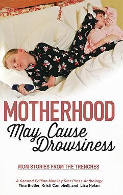 Motherhood May Cause Drowiness