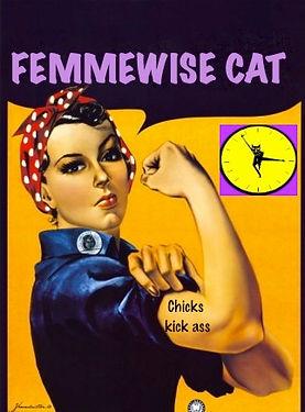 Femmewise Cat