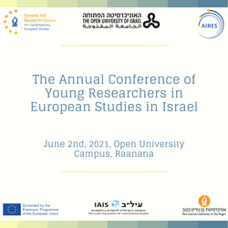 The Annual Conference of Young Researchers in European Studies in Israel