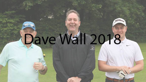 Dave Wall 2018