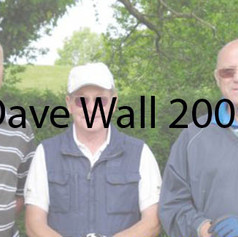 Dave Wall 2009